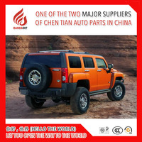 High quality Aluminium Alloy dedicated OEM style roof cross bar for Hummer H3 2007 2008 2009 2010 2011 2012 2013