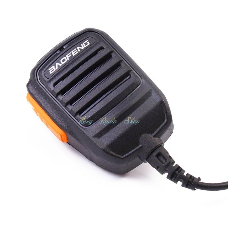 New Baofeng Handheld Mikrofon Lautsprecher MIC für funk baofeng UV-5R Pofung UV5R UV-5RE UV-B6 BF-888S BF-UVB2 Plus freies verschiffen