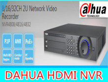 DAHUA NVR 8ch/16ch/32ch Supports Up to 5MP Recording Resoution and 8HDD Network Video Recorder NVR4808/NVR4816/NVR4832
