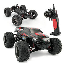 RC Truck 2WD 9115 coche 2.4G 1:12 Scale 1/12 40 KM Cepillado RC RTR Monster Truck Off-Road