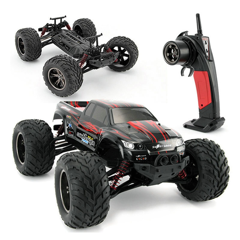 buy rc truck 2wd 9115 coche 2 4g 1 12 scale 1 12 40 km cepillado rc rtr monster. Black Bedroom Furniture Sets. Home Design Ideas