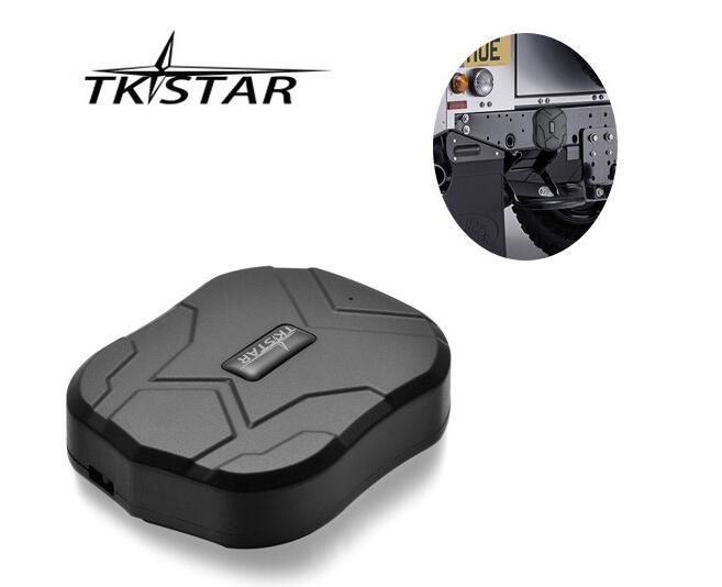 TKSTAR Original tk905 waterproof mini hidden super powerful magnet gps tracker for truck car vehicle gps