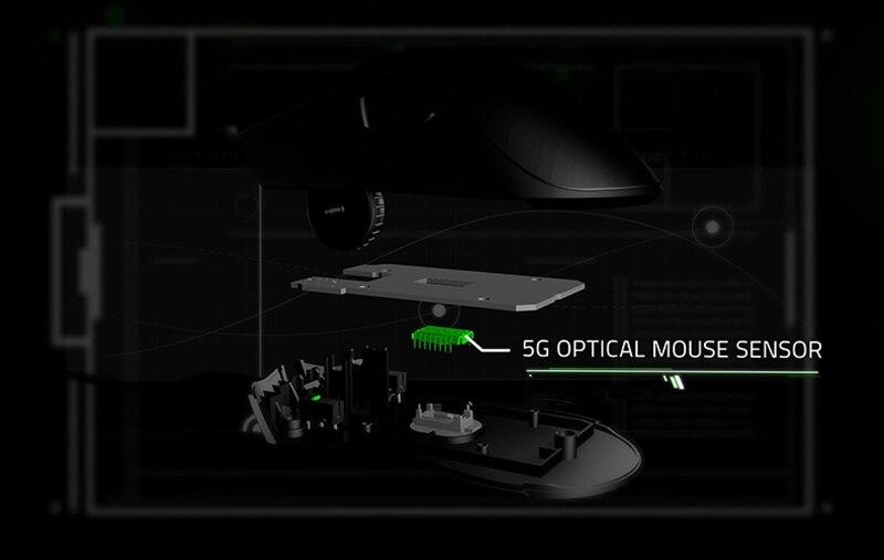 мышь Chroma освещение ips 4