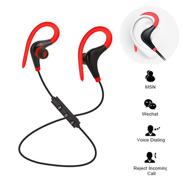 Teamyo Neckband Bluetooth Earphone Wireless Bluetooth headphones Sport Headset For Mobile Phone Earbuds Stereo Auriculares
