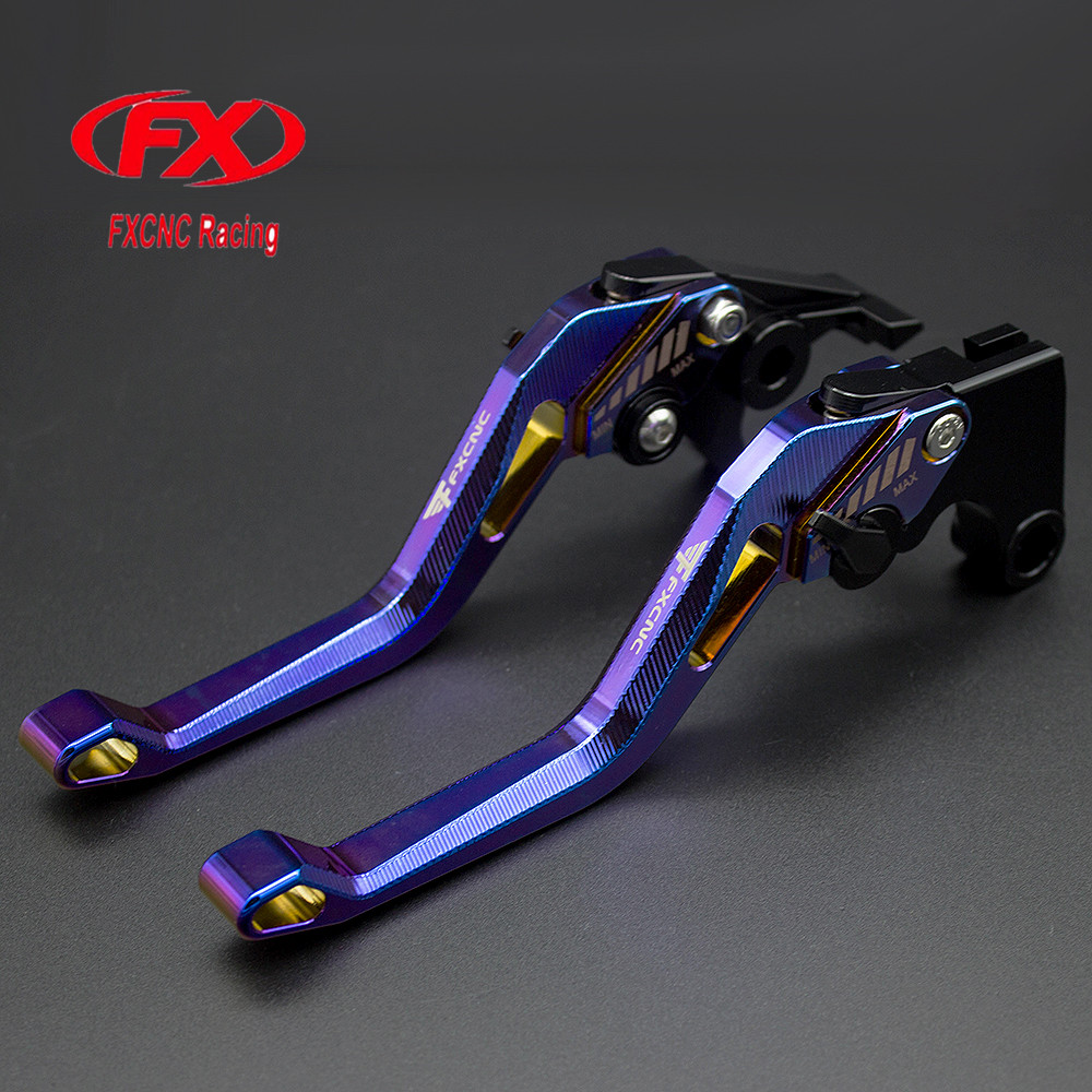 FX CNC 3D Aluminum Rhombus Hollow Motorcycle Brake Clutch Levers For Yamaha YZF R1 2000 1999 - 2001 Motorcycle Accessories for yamaha yzf r125 2008 2011 motorcycle accessories aluminum short brake clutch levers red