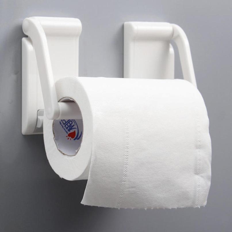 magnetic paper towel hold holders kitchen paper towel rack roll holder organizador bathroom. Black Bedroom Furniture Sets. Home Design Ideas