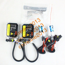Car H7 35W Xenon Hid headlight kit AC 35W H7 HID ballast 4300K/6000K/8000K H7 HID headlamp fog light Conversion Kits