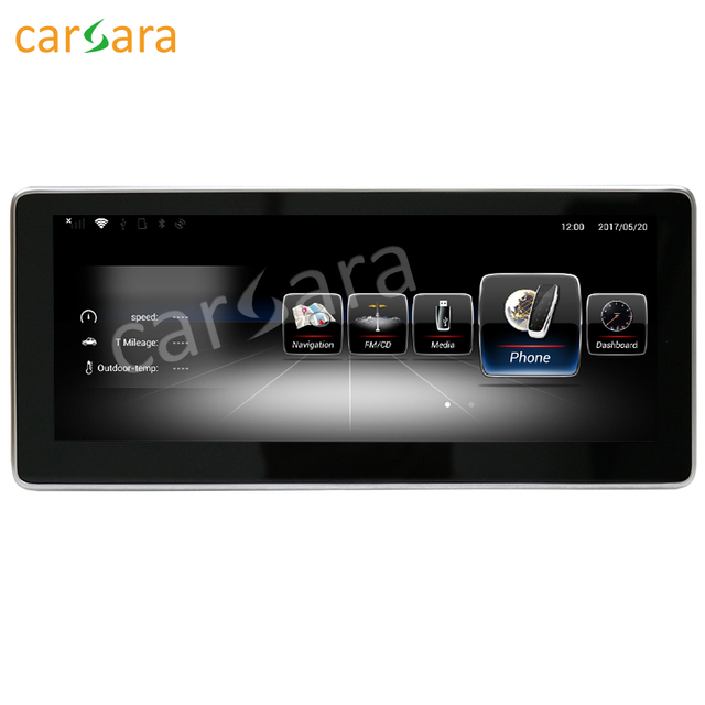 Android Multimedia Player For Benz E Class Coupe C Convertible A Touch Jpg X on Touch Screen Bluetooth Car Stereo