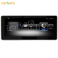 Android multimedia player for Benz E Class coupe C207 convertible A207 2010 2015 10.25 touch screen GPS Navigation stereo radio