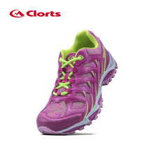 2016 Women hiking Shoes 3F021C/D Clorts Light hiking Sneakers Breathable Colorful Outdoor Sport Sneakers for Women