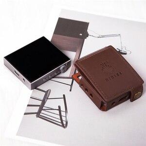 Image 1 - Étui en cuir dorigine de haute qualité pour lecteur de musique Hidizs AP80