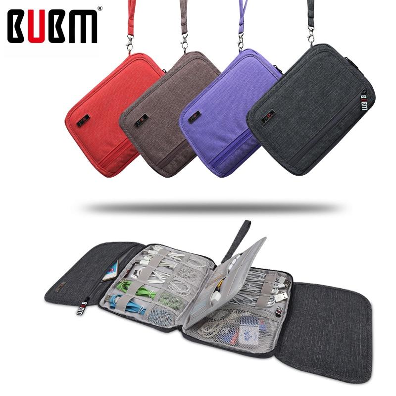 BUBM beg sorting untuk beg kad CF digital menerima kelengkapan tandas - Aksesori perjalanan