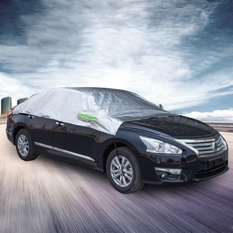 Bâche de voiture, accessoires de voiture, soleil protecteur pour ford f-150 f-250 f-350 f-450 faucon fiesta mk7 berline, hummer h2