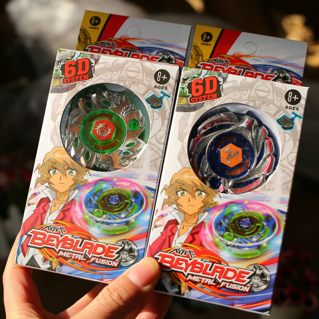 Metal+ Plastics Set Toy Beyblade Arena Spinning Top  Fight Beyblad Beyblade Fusion Children Best Gifts Classic Toys