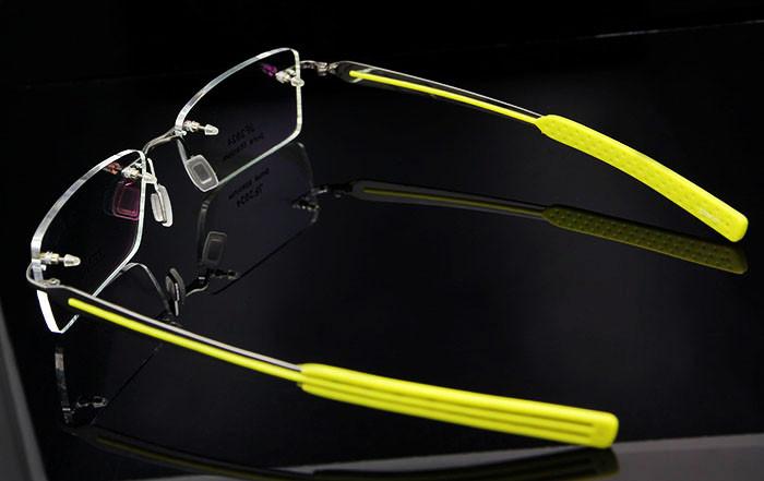 Titanium Eyeglasses Rimless (6)