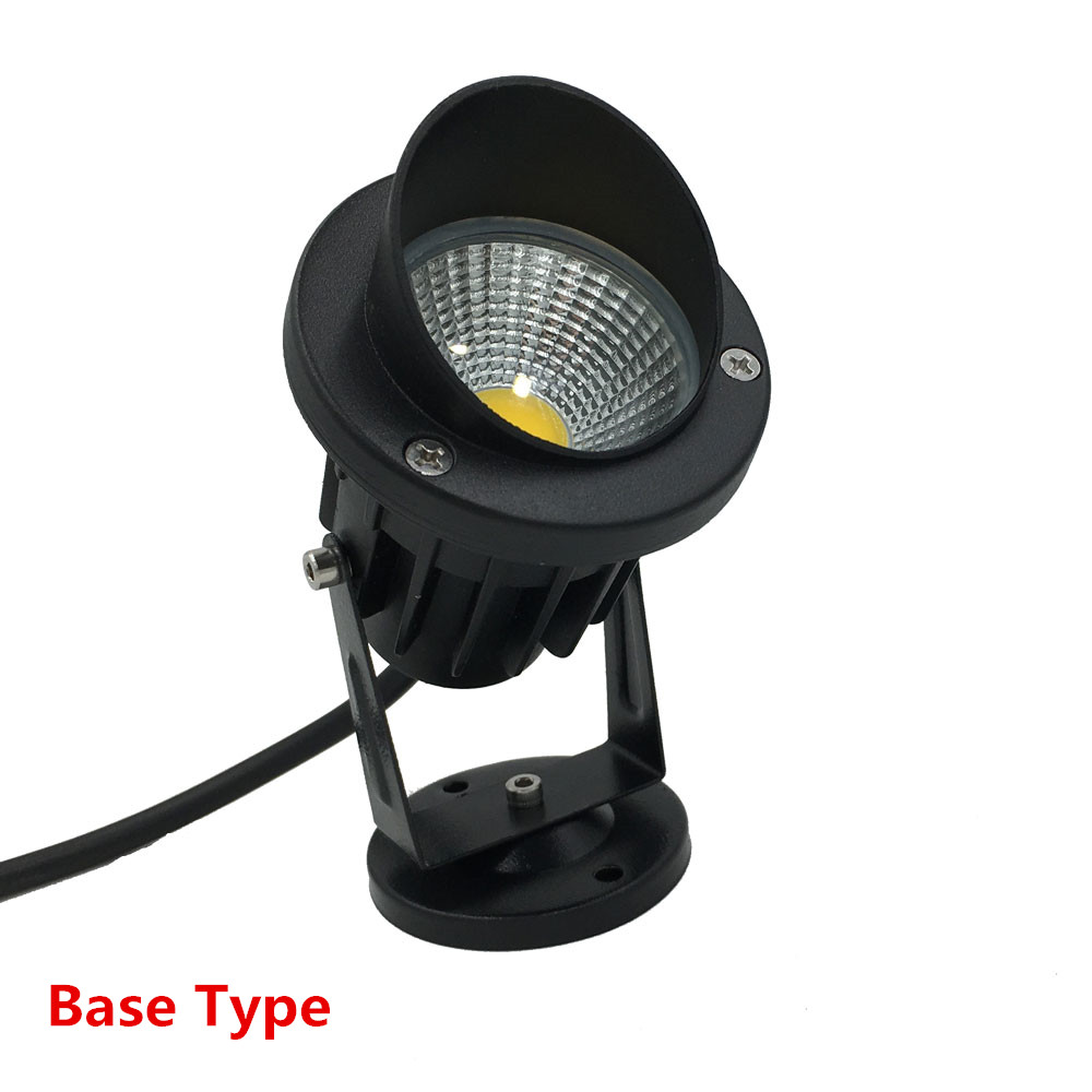 new product led garden landscape light with cap 12v waterproof outdoor led lawn lamp 3w 5w 7w. Black Bedroom Furniture Sets. Home Design Ideas
