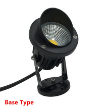 New Product LED Garden Landscape Light with Cap 12V Waterproof Outdoor LED Lawn Lamp 3W 5W 7W 10W LED Spot Hood Lighting