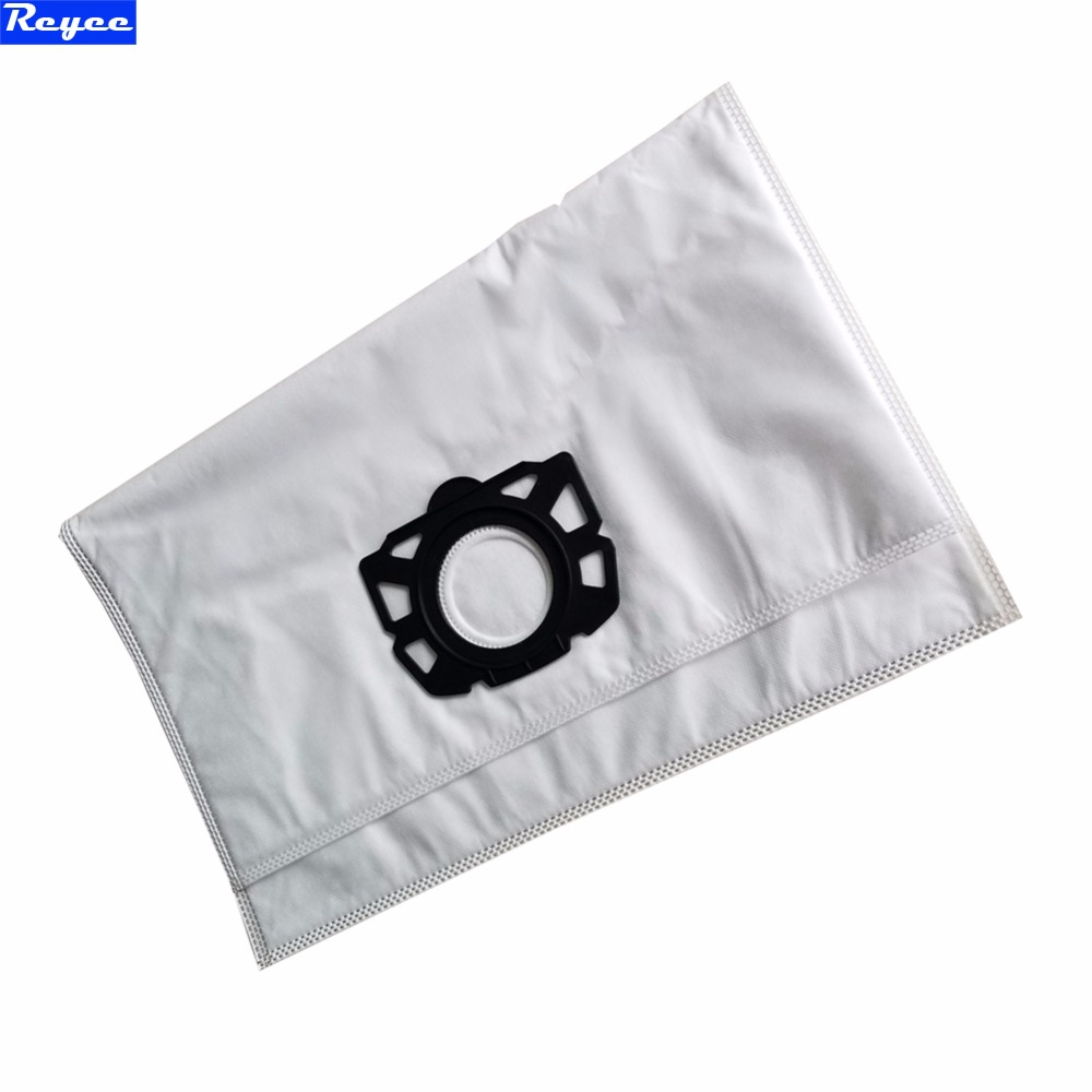 6PCS of filter Dust bags for Karcher MV4 MV5 MV6 WD4 WD5 WD6 Karcher WD4000 to WD5999 replacement for part#2.863-006.0