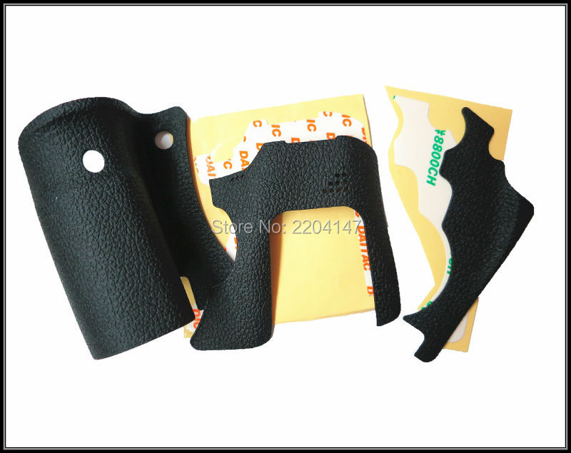 NEW Original A Set Of Body Rubber 3 pcs Front cover and Back cover Rubber For