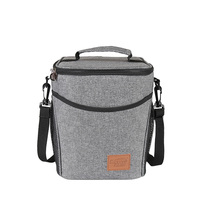 Lunch Bags For Waterproof Oxford Ice Bag Insulation Bag Can Shoulder Hand Carry For Women Men