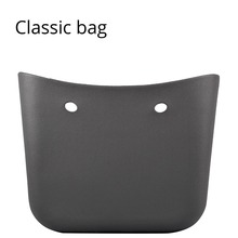 Bolso grande clásico de goma EVA para mujer, bolso de mano grande, impermeable, bricolaje, de silicona O goma