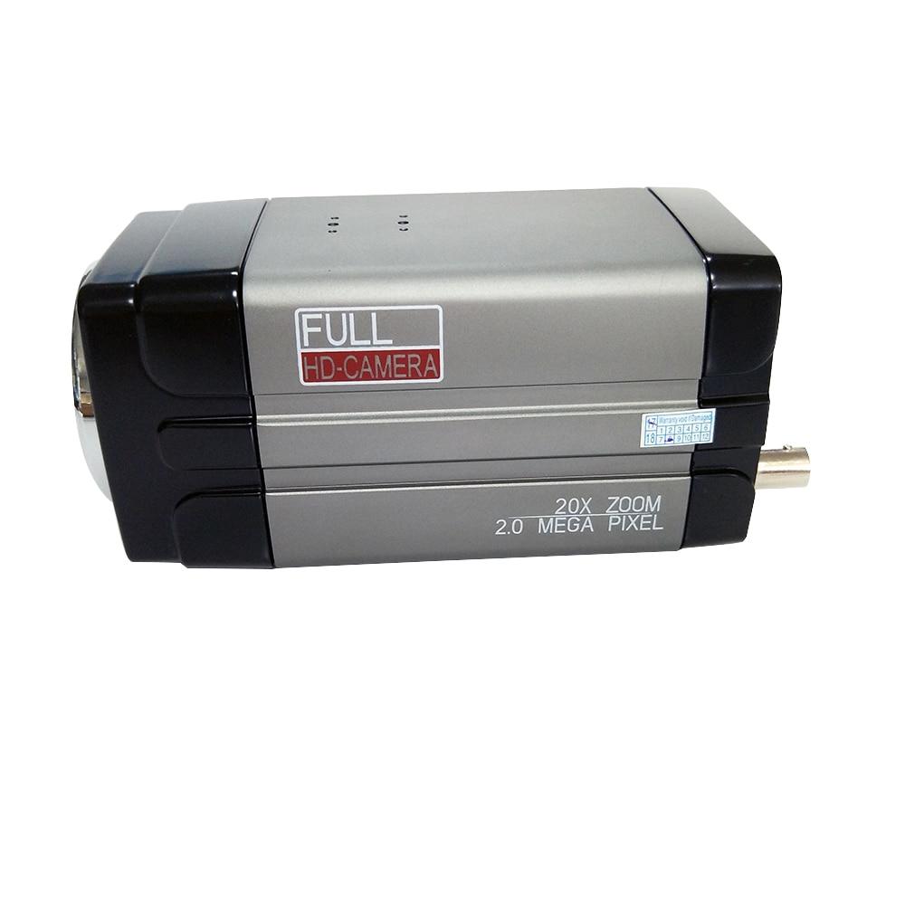 SDI IP Box Camera 2.0Megapixel 1080p 60fps Onvif 20X Zoom con salida - Seguridad y protección - foto 5