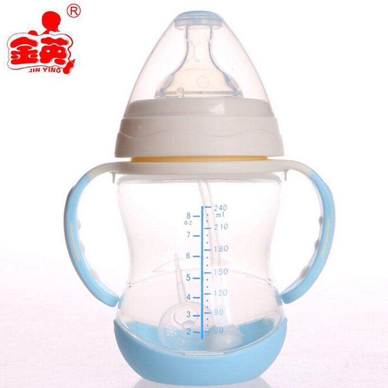 Baby Feeding Bottle Nuk 240ml Infant Product Sippy Cup