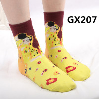 2018 new arrive fashion Women socks high quality 15pcs/set GX207