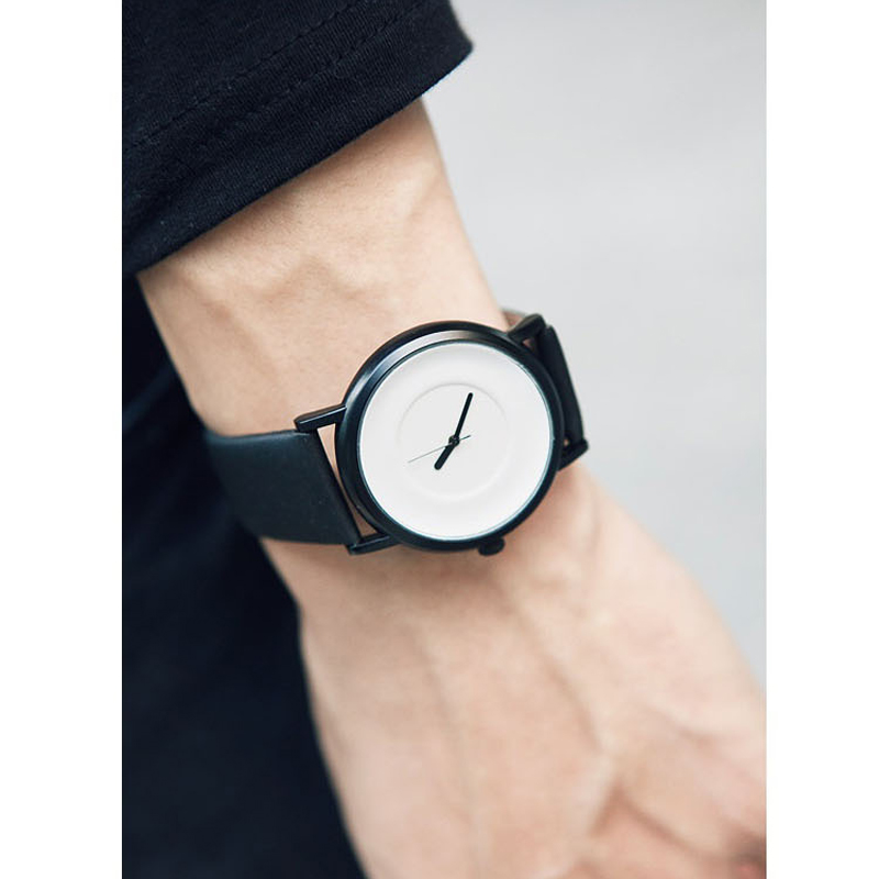 Sinobi Marca de Cuarzo Relojes de Pulsera Mujeres Reloj de Cuarzo - Relojes para hombres - foto 3