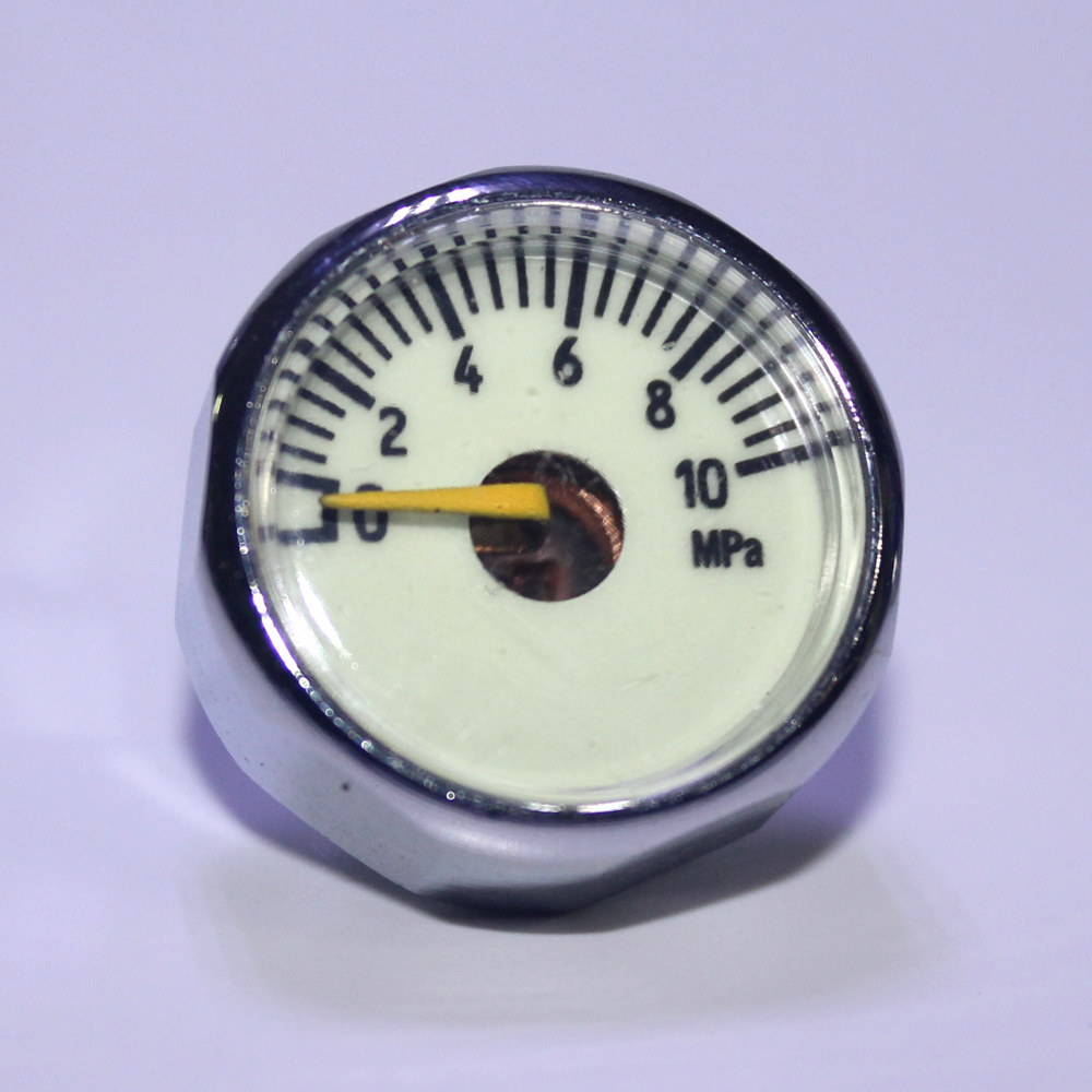 Image 3 - New Paintball Acessorios PCP Air Gun Airsoft Mini Gauge Manometer 5MPa  10MPa  20MPa  30MPa  40MPa  M10*1-in Paintball Accessories from Sports & Entertainment