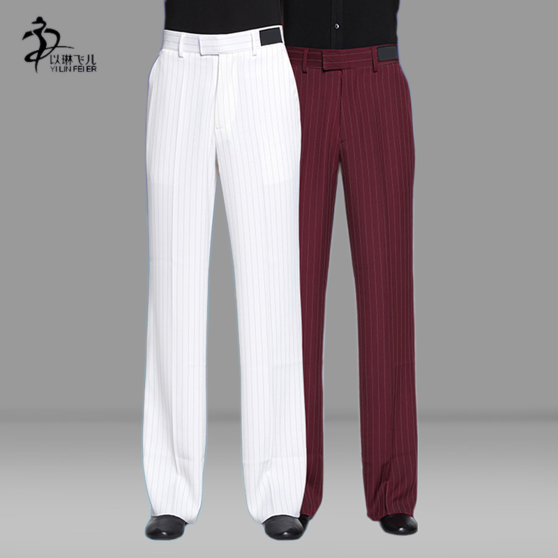 Boys Men Modern Latin Ballroom Dance Pants  Tango Pants For Men-in Ballroom from Novelty & Special Use on Aliexpress.com   Alibaba Group