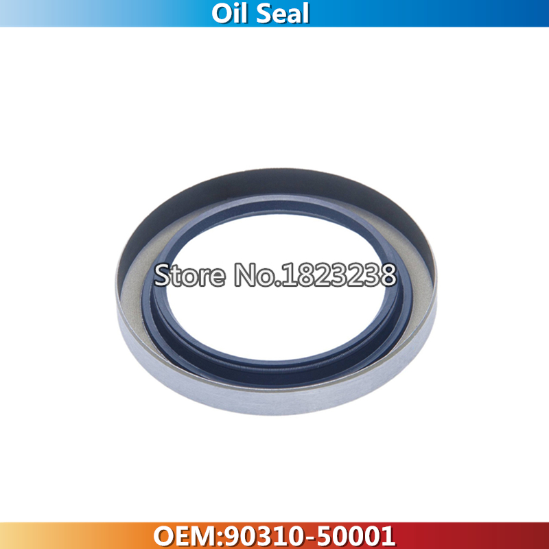 2pcs Rear Axle Oil Seal Oem 90310 50001 For Toyota Hilux