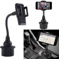 Car Styling Universal Cup Holder Car Mount For GPS Smart Phone IPhone Samsung LG Cell Phone