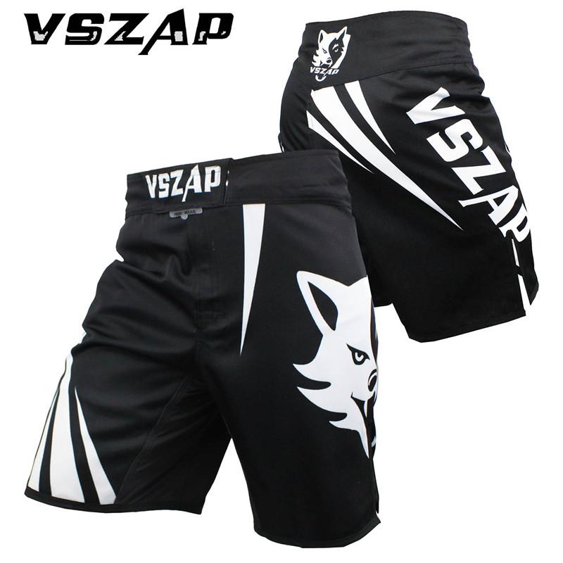 Prix pour Hommes mma fight shorts shorts pour hommes mauvais garçon mma shorts sport troncs de boxe muay thai sanda pantalon homme