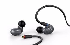 Image 5 - Fiio caixa de metal knowles f9pro motorista triplo híbrido fone de ouvido alta fidelidade 3.5mm/2.5m com microfone e controle remoto para o telefone móvel mp3