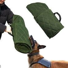 Didog Dog Protection Bite Arm Sleeve for Training Schutzhund Police K9 Rottweiler German Shepherd Fit Left Right Hands