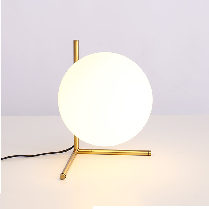 Ball Shaped Table Lamps Easy Home Decorating Ideas