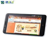 DOOGEE Y6C iRULU אנדרואיד 6 .. 0 הסלולר MT6737 Quad Core 3200 mAh 1280*720 HD 2 + 16 GB Ultra Slim טביעת אצבע הכפול Cams Smartphone