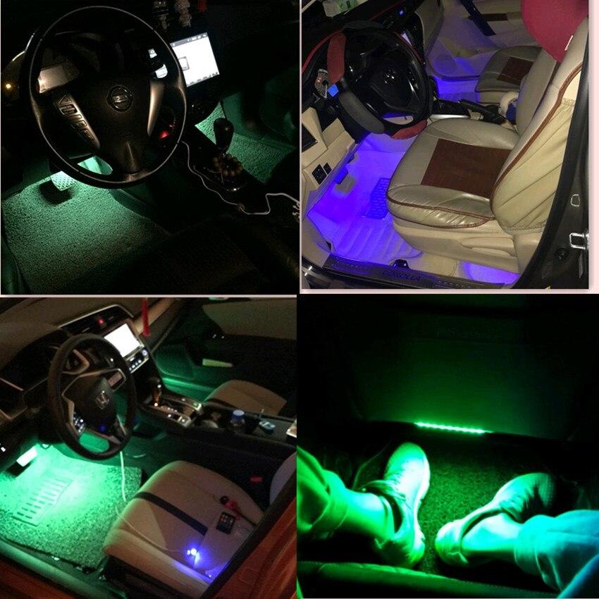 2016 Lexus Ct Interior: 2017 NEW CAR Interior LED Decoration FOR Lexus RX NX GS