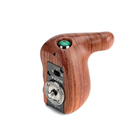 Tilta TT 0509 R Wooden Handle Handgrip with REC Trigger Right Handle for Sony a7 Series/ARRI/BMD/RED/Canon Film Series Cameras
