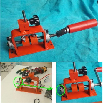 2019 New Manual Cable Wire Stripping Machine/Cable Wire Peeling Machine free shipping
