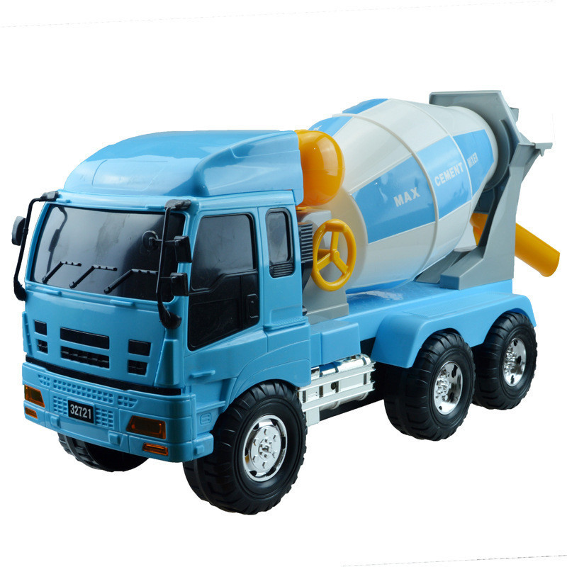 1 Pcs Car toy Engineering truck roller car model toys super big plastic Diecast Metal Modle Gift For Kids children free shipping