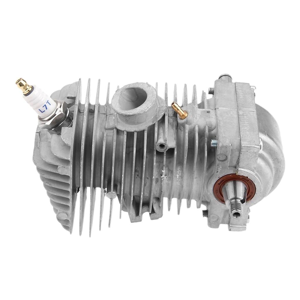 Engine Motor Cylinder Piston Crankshaft For Stihl 023 025 Ms230 Ms250 все цены