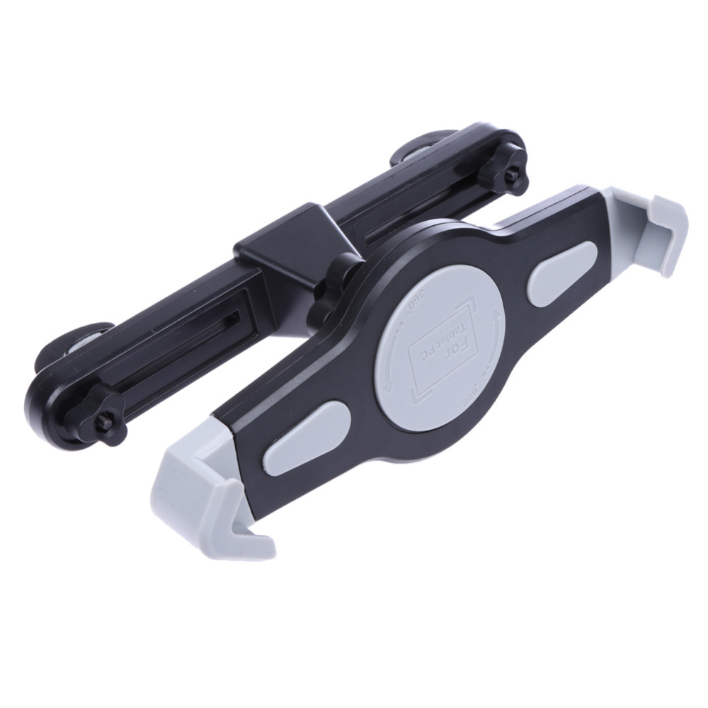 Hot Sale 360 Degree Rotation Table Mount Holder for iPad 2/3/4 Tablet PC GPS Car Back Seat Headrest Mount Tablet Holder
