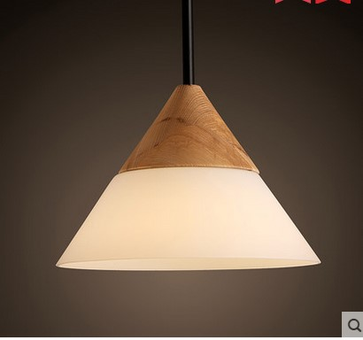 Mordern LED Wood Pendant Light Fixtures With Lampshade For Living Room Wood Lamp,Lustres De Sala Teto e Pendente 40cm acrylic round hanging modern led pendant light lamp for dining living room lighting lustres de sala teto