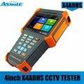 Professionelle 4 Karat H.265 kleiner cctv kamera sicherheit tester mit digital multimeter  neue X4 ADHS-in Getriebe & Kabel aus Sicherheit und Schutz bei