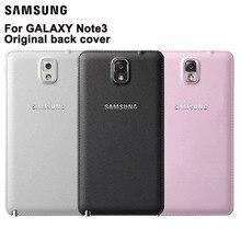 Samsung Original Phone Rear Battery Door For SAMSUNG Galaxy Note 3 N9005 N900 N9009 N9008 N9006 note3 Housing Back Cover Cases все цены