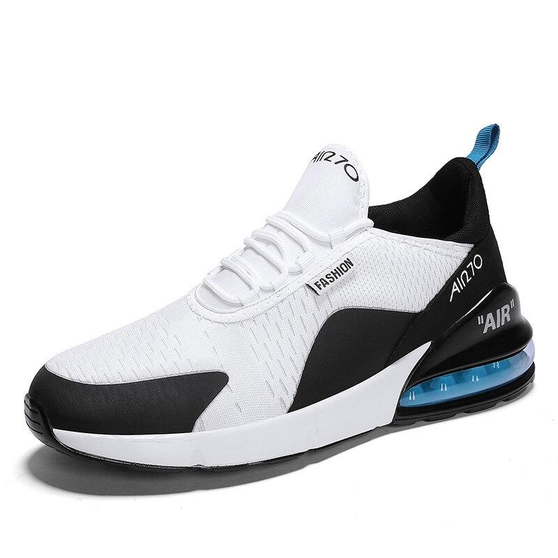 Original nouveau chaud 2019 AIR 270 hommes chaussures de course baskets Sport en plein AIR confortable respirant unisexe marche chaussures de plein AIR hommes