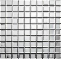 5 edges beveled Diamond Shining Mirror Glass Mosaic, Backsplash Tiles for Kitchen/Bathroom/cabinet wall,LSMR3001