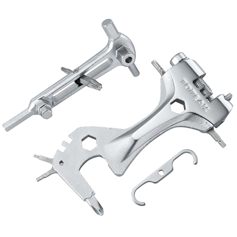Topeak Tool Monster Multi-tool TT2554 11 Speed Chain Tools 15mm Open Pedal Wrench  21 Functions Bicycle Repair Tool Cycling toolTopeak Tool Monster Multi-tool TT2554 11 Speed Chain Tools 15mm Open Pedal Wrench  21 Functions Bicycle Repair Tool Cycling tool